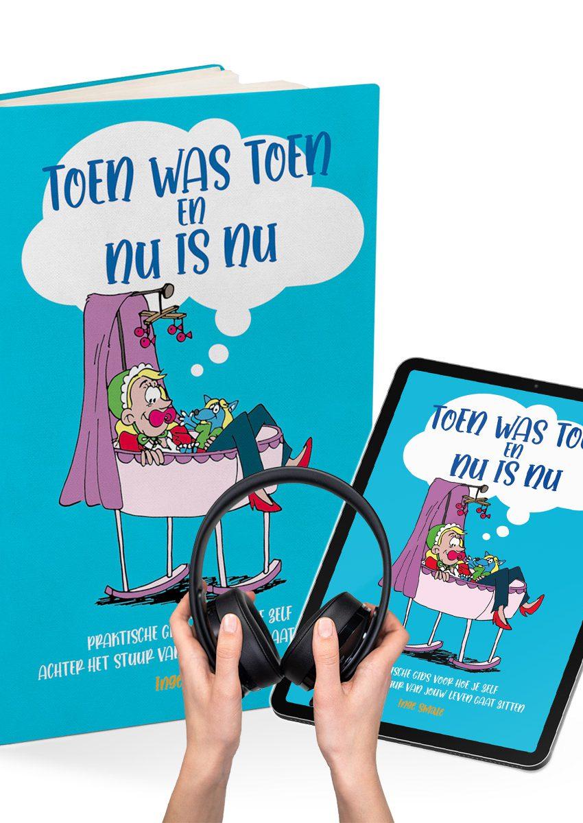 Boek + E-Book + Luisterboek